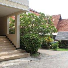 Отель Sp House Phuket пляж Ката парковка фото 2