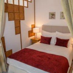 Luna Hotel Da Oura 4* Стандартный семейный номер с двуспальной кроватью