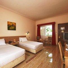 Отель Sindbad Aqua Hotel & Spa Египет, Хургада - 8 отзывов об отеле, цены и фото номеров - забронировать отель Sindbad Aqua Hotel & Spa онлайн комната для гостей фото 7