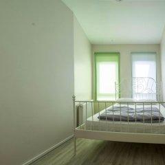 Vegan Bella Vista Hostel Номер Эконом разные типы кроватей фото 2