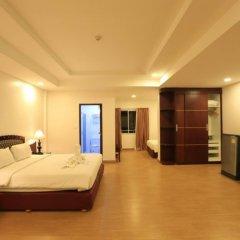Pattaya Hiso Hotel комната для гостей фото 3