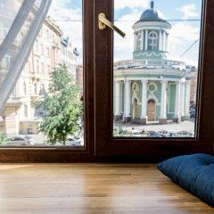 Апарт-Отель F12 Apartments Номер Комфорт с различными типами кроватей фото 9