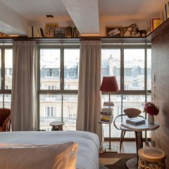 Отель Brach Paris Франция, Париж - отзывы, цены и фото номеров - забронировать отель Brach Paris онлайн гостиничный бар