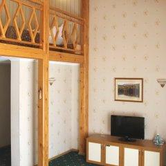 Гостиница Алмаз Стандартный номер с двуспальной кроватью фото 10