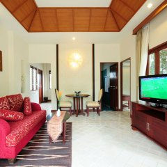Отель Bhumlapa Garden Resort Таиланд, Самуи - отзывы, цены и фото номеров - забронировать отель Bhumlapa Garden Resort онлайн интерьер отеля фото 2