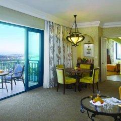 Отель Atlantis The Palm 5* Люкс Executive club с двуспальной кроватью фото 10