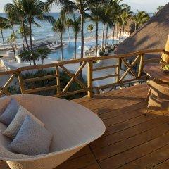 Отель Mahekal Beach Resort 4* Пентхаус с разными типами кроватей фото 12