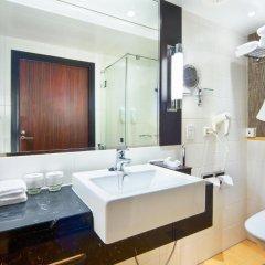 Отель Holiday Inn Helsinki City Centre 4* Представительский номер с различными типами кроватей фото 3