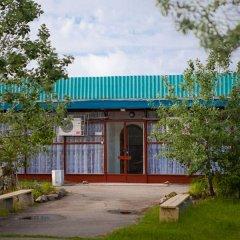Отель Baza Otdyha Lotsman Бердянск вид на фасад фото 3