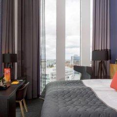 Отель Clarion Malmo Live 4* Улучшенный номер