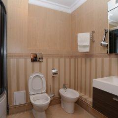 Гостиница Фишер в Калуге отзывы, цены и фото номеров - забронировать гостиницу Фишер онлайн Калуга ванная фото 4