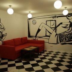 Апартаменты Абба Улучшенный номер с различными типами кроватей фото 3
