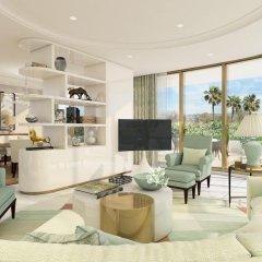 Отель Waldorf Astoria Beverly Hills 5* Люкс фото 2