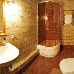 Гостиница Edburg MiniHotel Украина, Писчанка - 4 отзыва об отеле, цены и фото номеров - забронировать гостиницу Edburg MiniHotel онлайн ванная