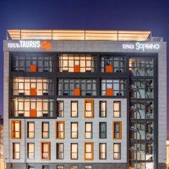 Гостиница Taurus City Львов вид на фасад фото 3