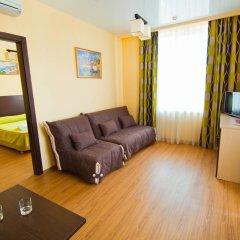 Гостиница Ателика Гранд Меридиан комната для гостей фото 3