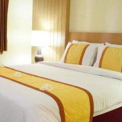Palm Garden Hotel Паттайя комната для гостей фото 6