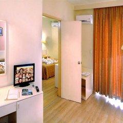 Club Aqua Plaza Турция, Окурджалар - отзывы, цены и фото номеров - забронировать отель Club Aqua Plaza онлайн удобства в номере