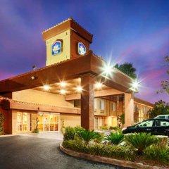 Отель Best Western Plus Las Vegas West вид на фасад фото 3