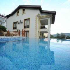 Villa Daffodil - Special Class Турция, Фетхие - отзывы, цены и фото номеров - забронировать отель Villa Daffodil - Special Class онлайн бассейн фото 4