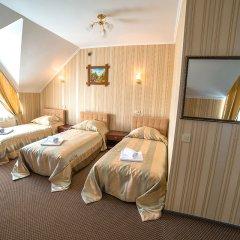 Гостиничный Комплекс Глобус Тернополь комната для гостей фото 9