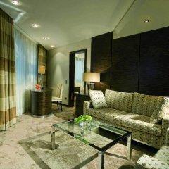 Maritim Hotel Düsseldorf 4* Полулюкс с различными типами кроватей