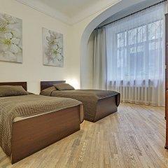 Отель Rigaapartment Gertruda 3* Апартаменты с различными типами кроватей