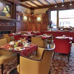 Отель Etats-Unis Opera Париж питание фото 2