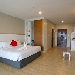 Отель V8 Seaview Jomtien Таиланд, Паттайя - отзывы, цены и фото номеров - забронировать отель V8 Seaview Jomtien онлайн комната для гостей фото 4