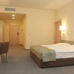 Гостиница Аквариум комната для гостей фото 5
