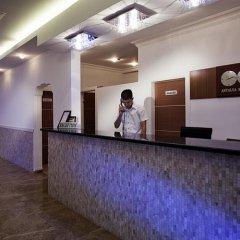 Venessa Beach Hotel Турция, Аланья - отзывы, цены и фото номеров - забронировать отель Venessa Beach Hotel онлайн интерьер отеля