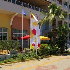 Vela Hotel - All Inclusive парковка