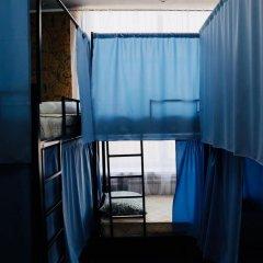Хостел Travel Inn Выставочная Кровать в общем номере с двухъярусной кроватью фото 5