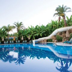 Отель Long Beach Resort & Spa Deluxe - Ultra All Inclusive бассейн