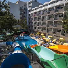 Prestige Deluxe Hotel Aquapark Club бассейн