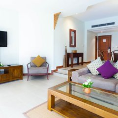 Отель Allamanda Laguna Phuket 4* Улучшенные апартаменты разные типы кроватей фото 3