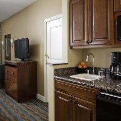 Отель Hilton Grand Vacations on the Las Vegas Strip 4* Студия с двуспальной кроватью