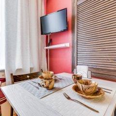 Апартаменты Sokroma Глобус Aparts Студия с двуспальной кроватью фото 17