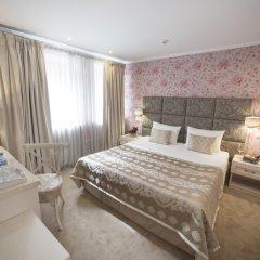Гостиница Де Пари 4* Улучшенный номер с различными типами кроватей фото 3