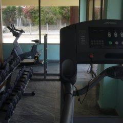 Отель Roc Barlovento фитнесс-зал