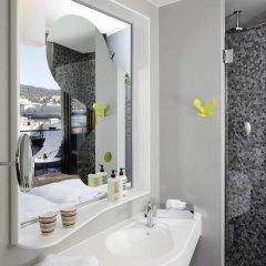 25hours Hotel Zürich West 4* Номер Platinum с различными типами кроватей фото 6