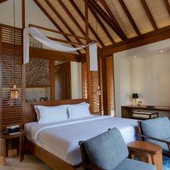 Отель Furaveri Island Resort & Spa 5* Люкс с двумя спальнями и бассейном с различными типами кроватей фото 2