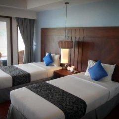 Отель Nakara Long Beach Resort Ланта комната для гостей фото 3