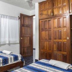 Отель Hostel Paradise Bed&Breakfast Мексика, Канкун - отзывы, цены и фото номеров - забронировать отель Hostel Paradise Bed&Breakfast онлайн удобства в номере фото 2