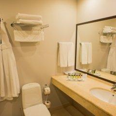 Гостиница Петро Палас 5* Улучшенный номер с различными типами кроватей фото 8