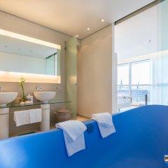SIDE Design Hotel Hamburg 5* Люкс разные типы кроватей фото 6