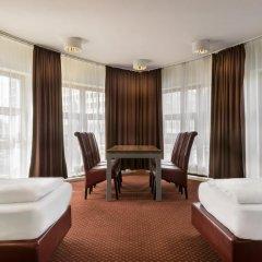 Отель Novum City B Centrum 3* Кровать в общем номере
