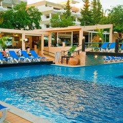 Отель Balaia Mar Португалия, Албуфейра - отзывы, цены и фото номеров - забронировать отель Balaia Mar онлайн бассейн фото 3