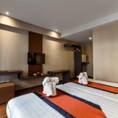 Отель The Cottage Suvarnabhumi 3* Улучшенный номер фото 4