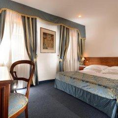 Отель Albergo San Marco 3* Стандартный номер с различными типами кроватей фото 4